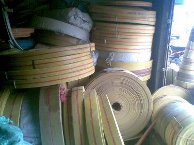 băng tải gầu màu vàng (13)
