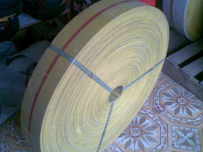 băng tải gầu màu vàng (4)