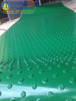 AT09-Băng tải hạt caro dùng cho ngành thuốc lá