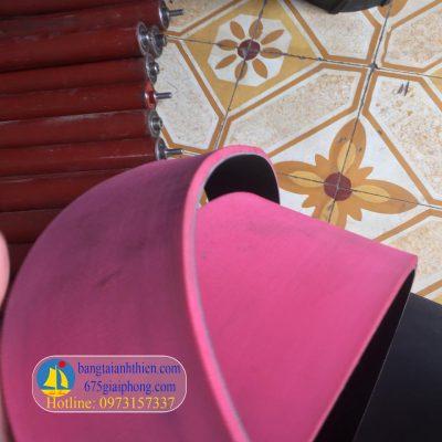 dây curoa dai dẹt cao su đỏ (2)