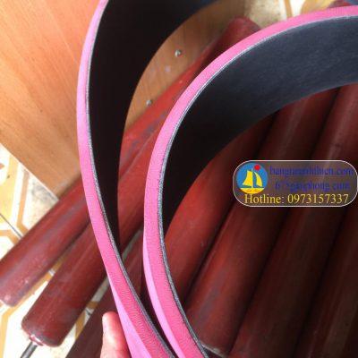 dây curoa dai dẹt cao su đỏ (3)