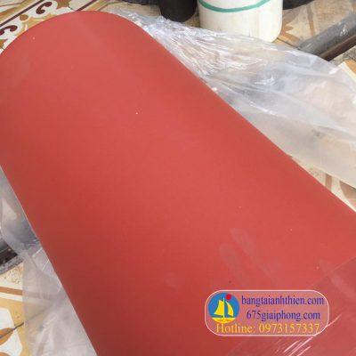 gioăng silicon đỏ xốp 5mm (2)