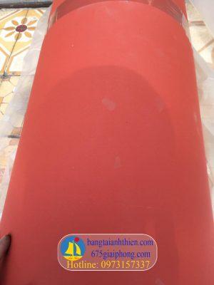 gioăng silicon đỏ xốp 5mm (5)