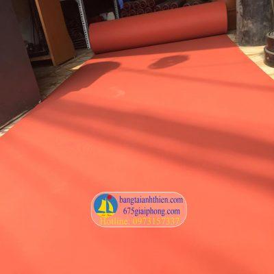 gioăng silicon xốp màu đỏ chịu nhiệt (6)