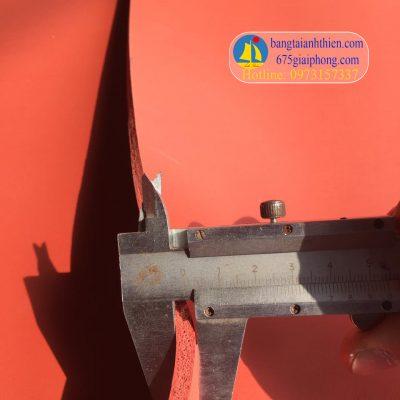 gioăng silicon xốp màu đỏ chịu nhiệt (7)