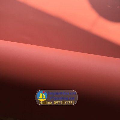 gioăng silicon xốp màu đỏ chịu nhiệt (8)