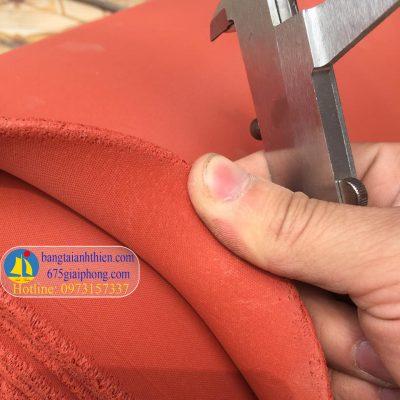 gioăng tấm silicon màu đỏ (4)