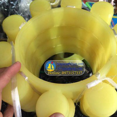 Gioăng hoa thị MT10, Vòng đệm cao su silicon giảm chấn